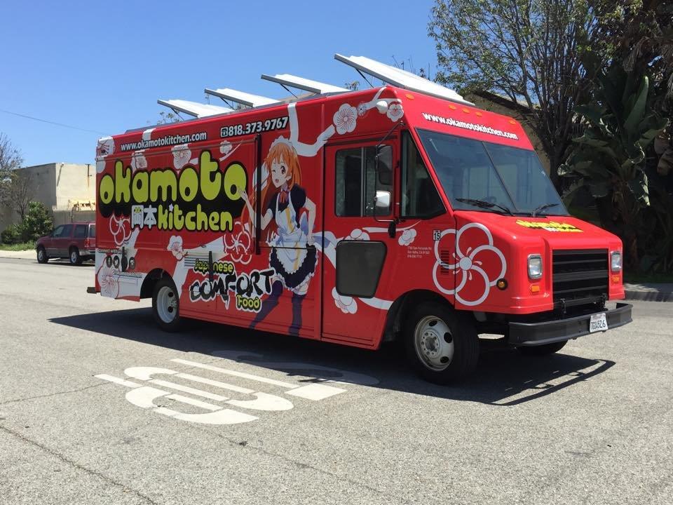Okamoto Kitchen Truck