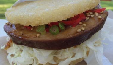 Photo of Okamoto Kitchen's Pork Chashu Sandwich